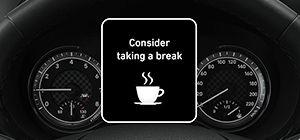 Upozorenje vozača na umor (DAW)